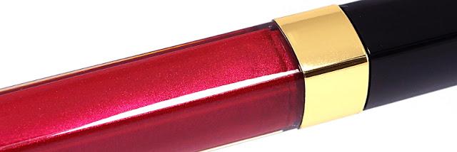 """<span style=""""font-size: large;"""">Dans La Lumiere de L'Éte</span> <br>Chanel Levres Scintillantes Gloss Aqua 608 Dzhari"""