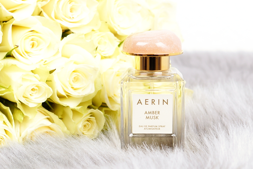 """<span style=""""font-size: large;"""">AERIN</span> <br>Amber Musk EdP"""