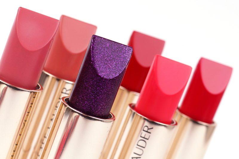 <span style='font-size: large;'>Review & Gewinnspiel</span><br />Estée Lauder Pure Color Love Lipsticks