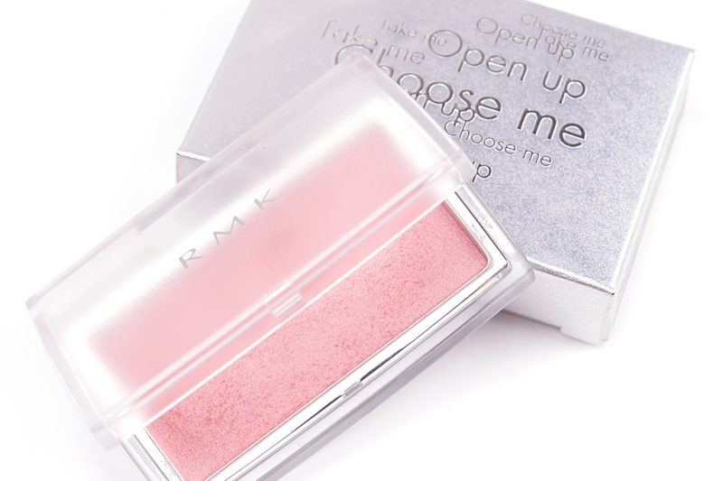 <span style='font-size: large;'>RMK </span><br />Ingenious Powder Cheeks N EX-15 Frosty Rose