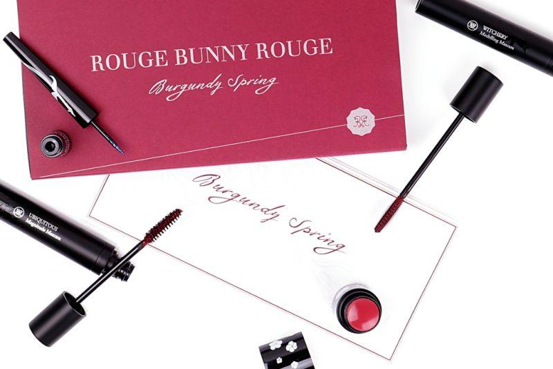 <span style='font-size: large;'>Rouge Bunny Rouge </span><br />Burgunderfarbener Frühling