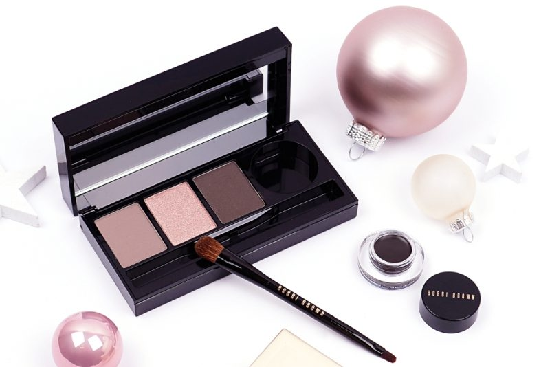 Bobbi Brown limitiert Satin & Caviar Shadow & Long-Wear Gel Eyeliner Palette