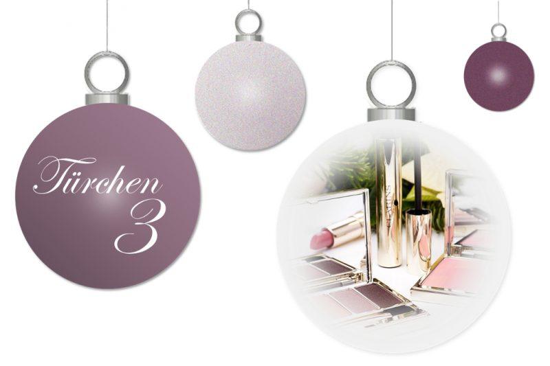 <span style='font-size: large;'>Weihnachtszauber 2017</span><br />Türchen 3 mit Clarins
