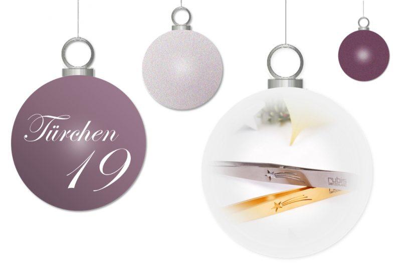 <span style='font-size: large;'>Weihnachtszauber 2017</span><br />Türchen 19 mit Rubis