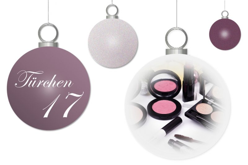 <span style='font-size: large;'>Weihnachtszauber 2017</span><br />Türchen 17 mit Rouge Bunny Rouge
