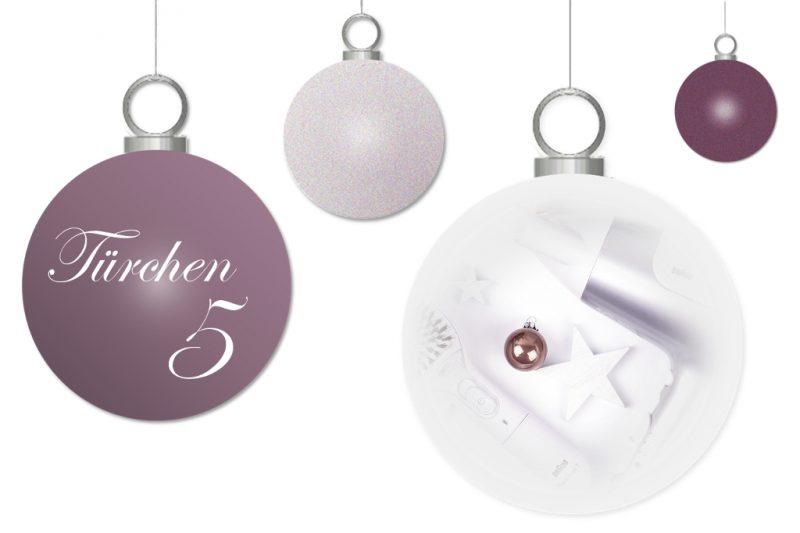 <span style='font-size: large;'>Weihnachtszauber 2017</span><br />Türchen 5 mit Braun