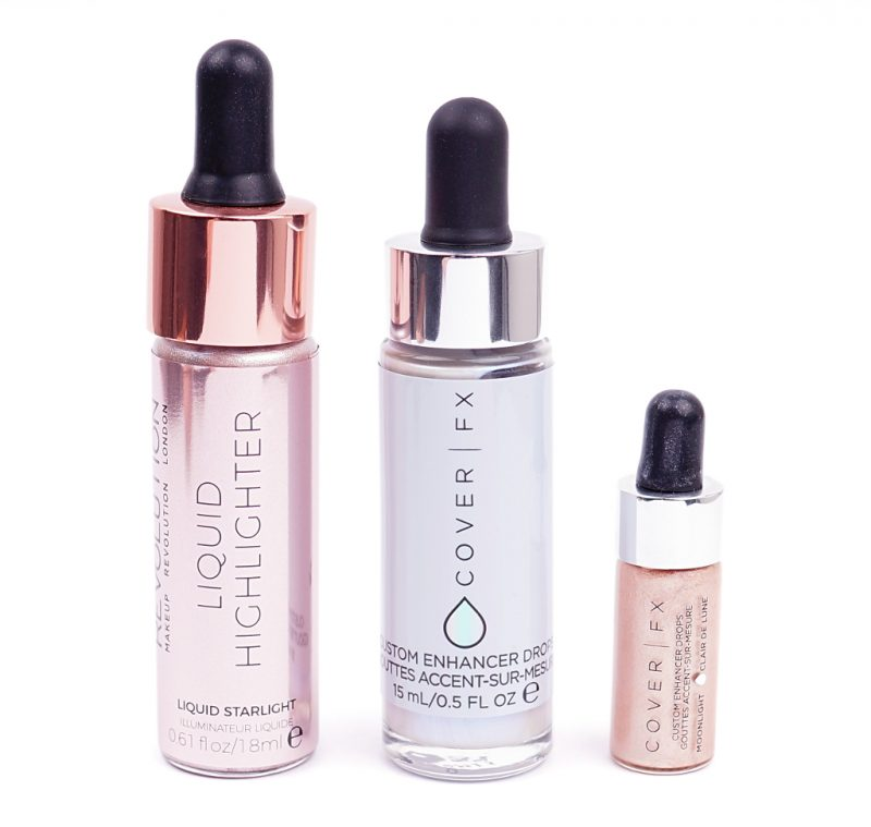 Makeup Revolution Liquid Highlighter Starlight