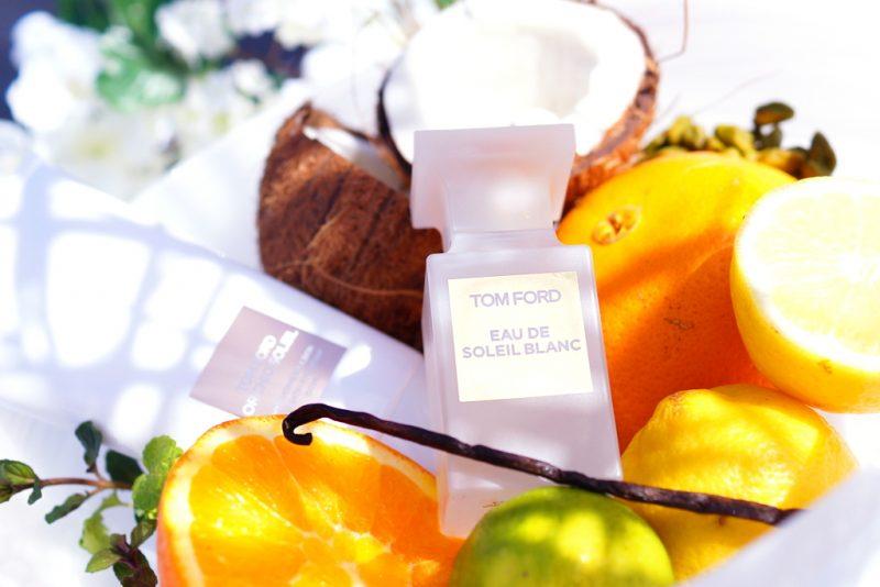 <span style='font-size: large;'>So riecht der Sommer </span><br />Tom Ford Eau de Soleil Blanc & Orchid Soleil Lotion