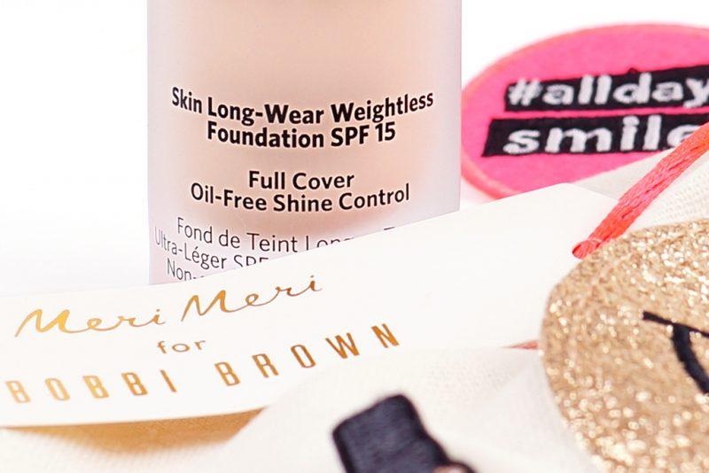 <span style='font-size: large;'>Bobbi Brown </span><br />Skin Long-Wear Weightless Foundation SPF 15 Alabaster