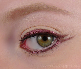 [Look] Winterberry meets Raspberry
