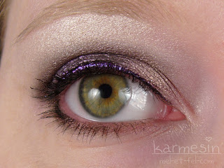 [Look] Unexpected Rosy Violet