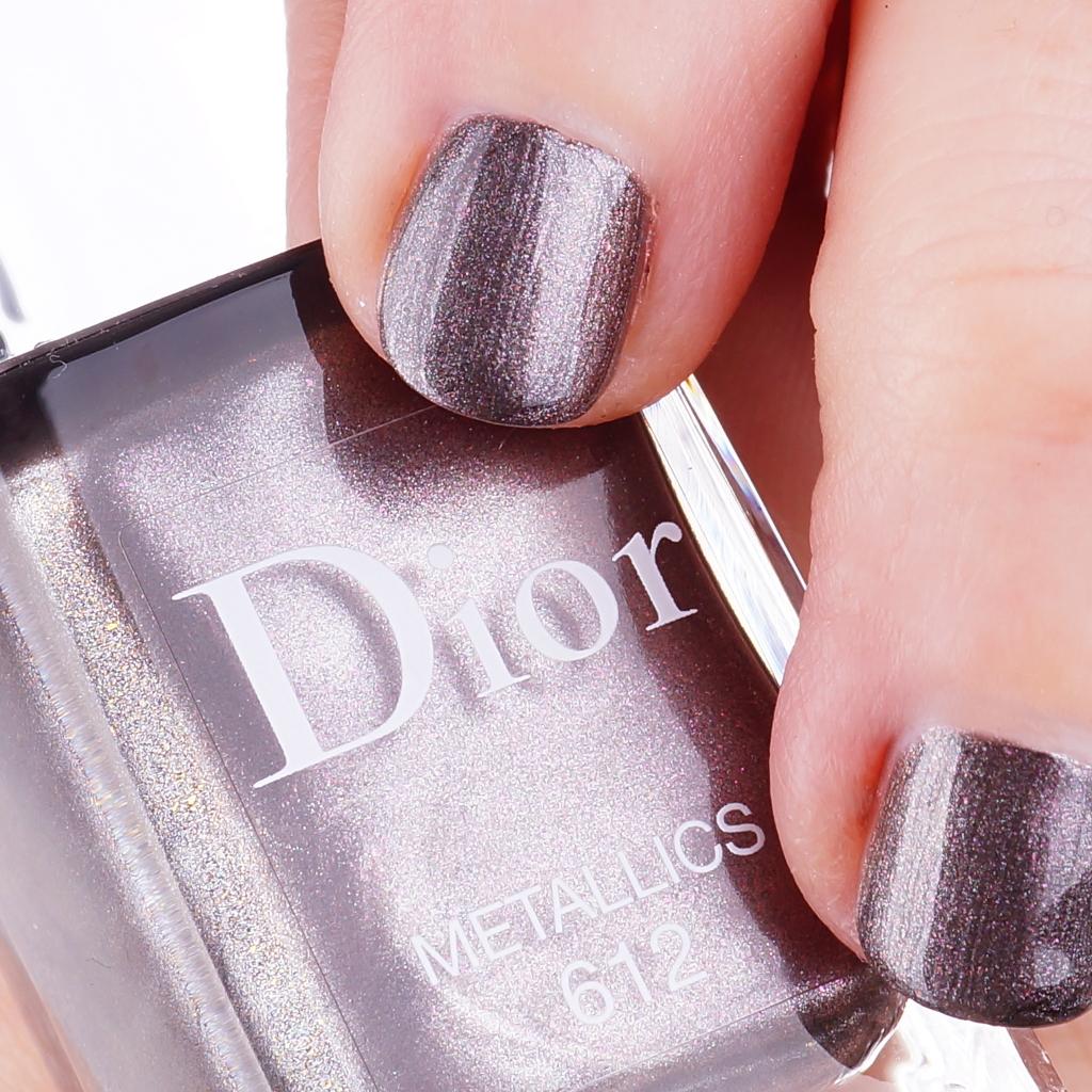 Dior Metallics Herbstkollektion 2017 Rouge Dior Eccentric & Le ...