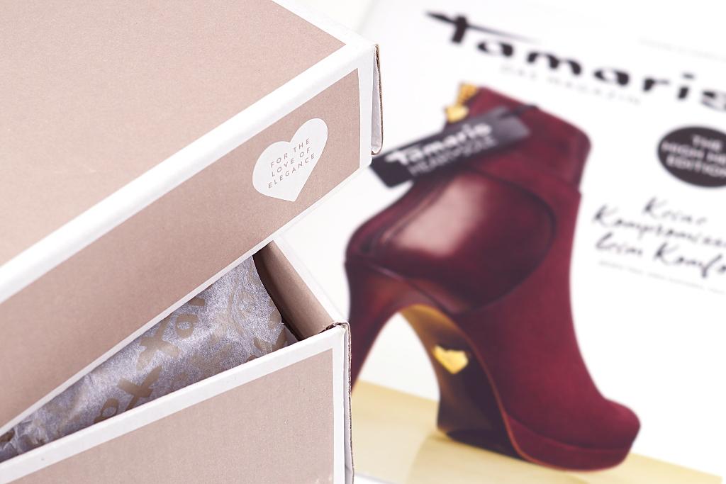new concept e38e9 5f3c8 Tamaris - Heart & Sole - mel et fel