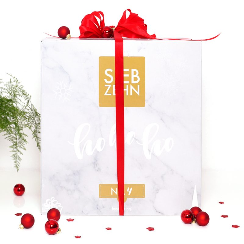 Foodspring Adventskalender 2017