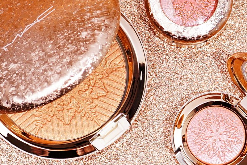 MAC Snow Ball Weihnachtskollektion 2017 Happy Go Dazzling, Delicate Drift & Stylishly Merry
