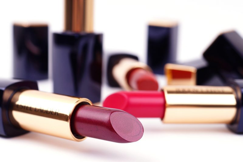 Estée Lauder Pure Color Envy Matte Lipsticks Persuasive, Raw Edge, Passion Patina und Crush It