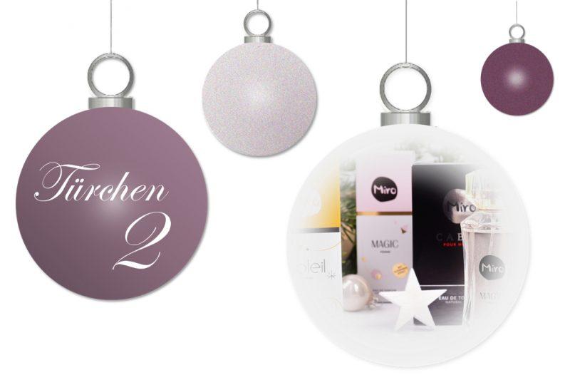 <span style='font-size: large;'>Weihnachtszauber 2017</span><br />Türchen 2 mit MIRO