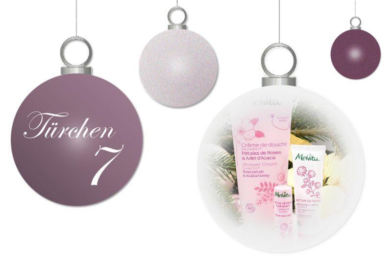 <span style='font-size: large;'>Weihnachtszauber 2017</span><br />Türchen 7 mit Melvita