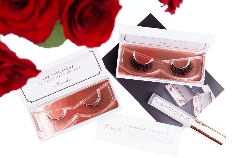 "<span style='font-size: large;'>""The Signature To Your Masterpiece""</span><br />ESQIDO Mink Lashes"