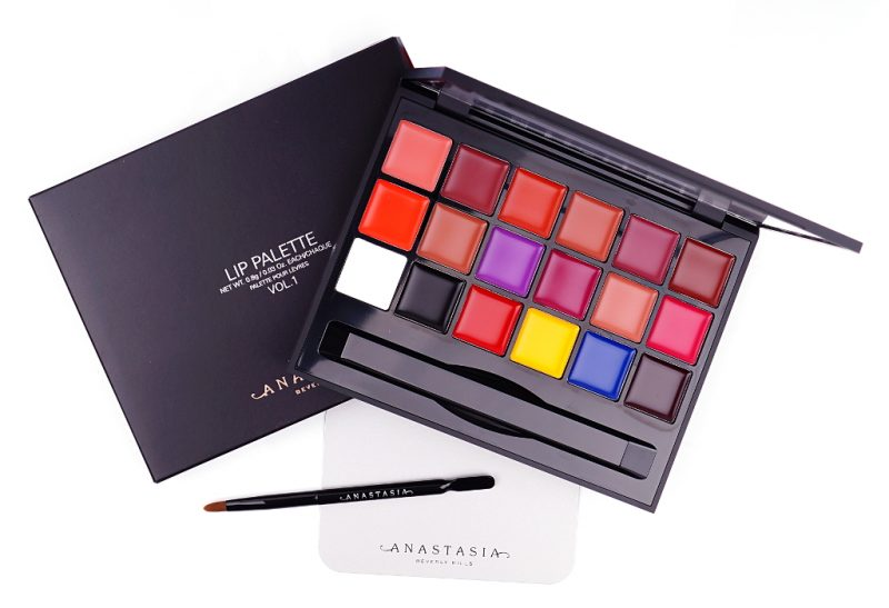 Anastasia Beverly Hills Lip Palette Vol 1