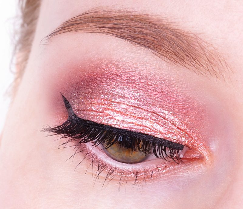 Make up mit Lime Crime Rose Goals und Tom Ford Pink Haze