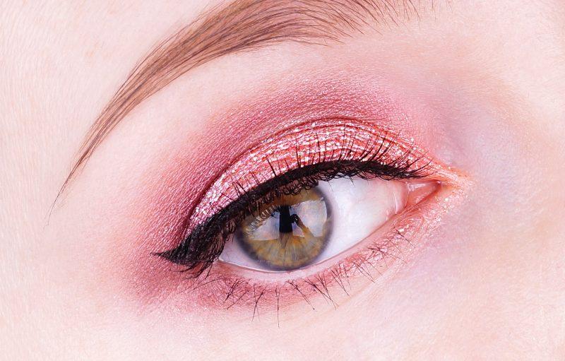 Make up mit Lime Crime  Rose Goals und Tom Ford Pink Haze