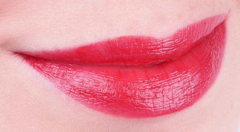 Gucci Sheer Lipstick Gerbera