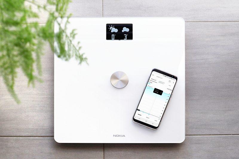 Nokia Health Körperanalysewaage Body+