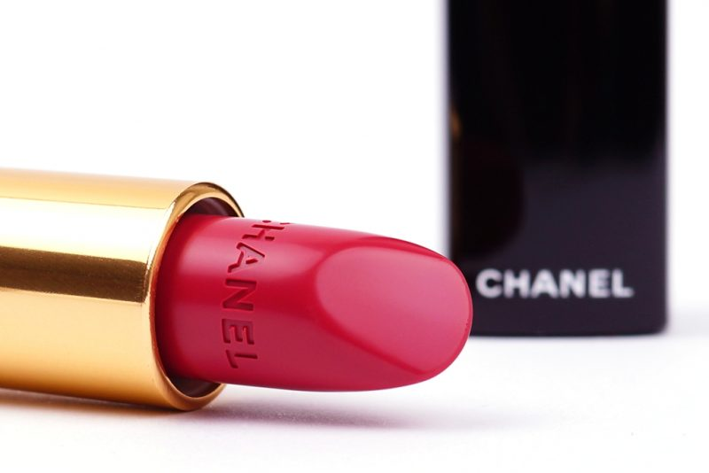 <span style='font-size: large;'>La Perle de Chanel </span><br />Chanel Rouge Allure Virevoltante