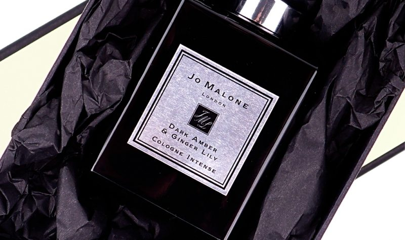 Jo Malone Dark Amber & Ginger Lily