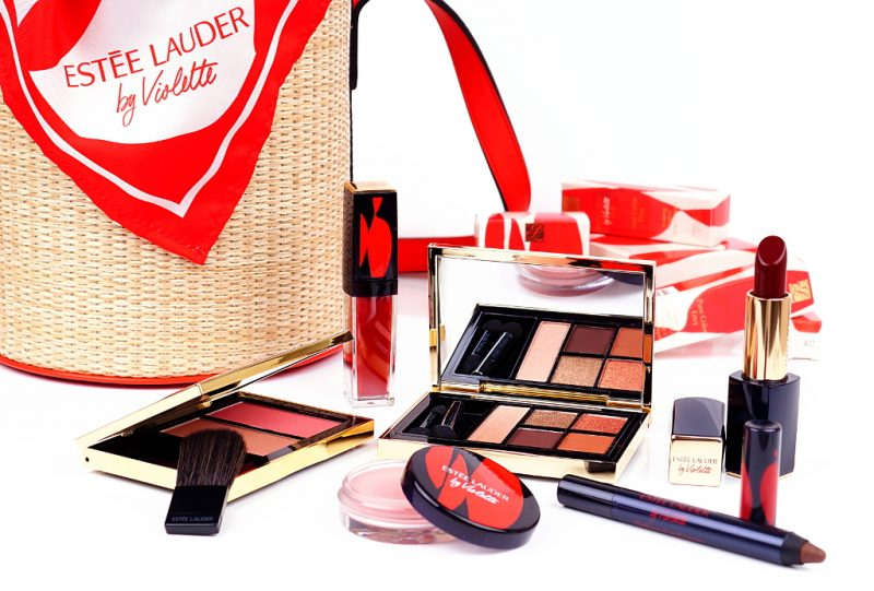 Estee Lauder Poppy Sauvage Collection by Violette