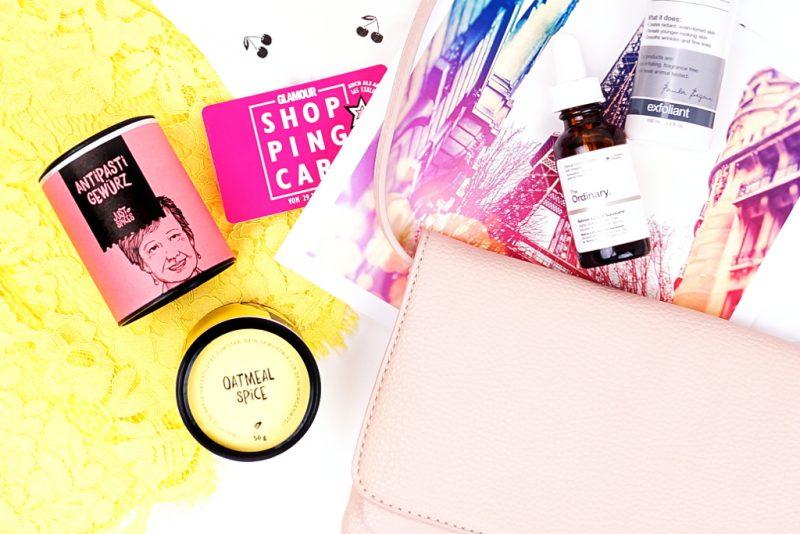 Glamour Shopping Week Einkäufe 1 / 2018