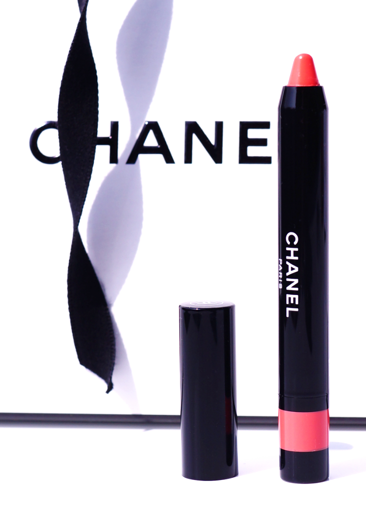 Chanel Cruise Summer 2018 Collection Le Rouge Crayon 17 A La Rosée
