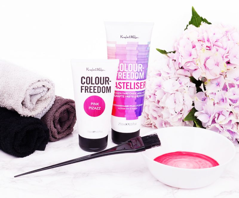 Colour-Freedom Ultra-Vibrant Pink Pizazz