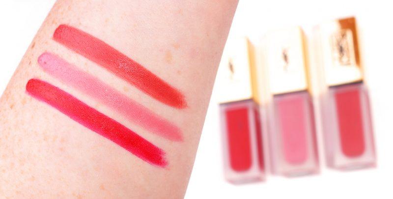 Yves Saint Laurent Tatouage Couture Liquid Matte Lip Stain 16 Nude Emblem