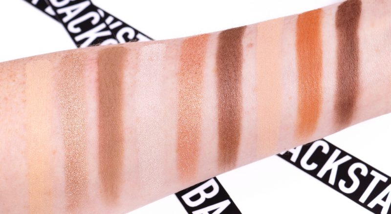 Dopr Backstage Eye Palette 001 Warm Neutrals