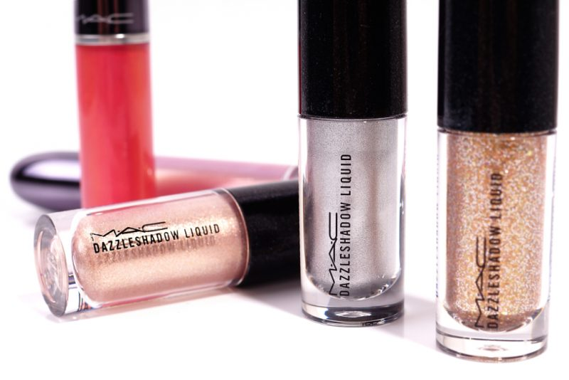 <span style='font-size: large;'>Die MAC August-Neuheiten</span><br />MAC Dazzleshadow Liquid & Supreme Beam