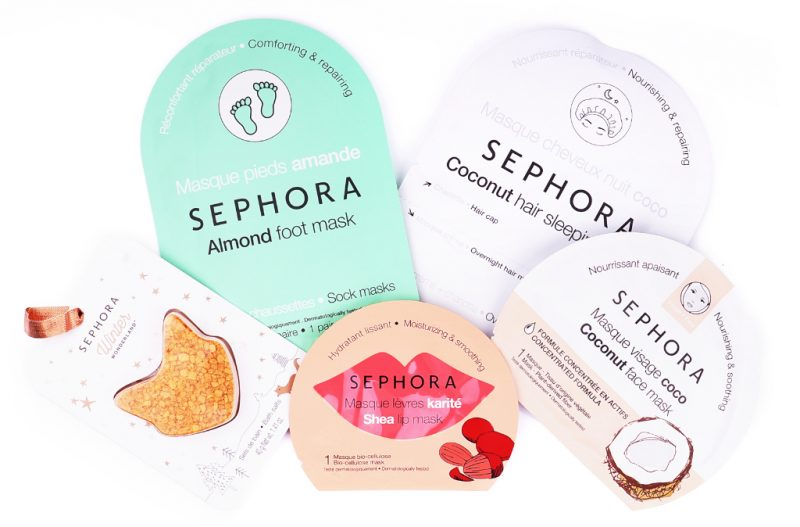 Sephora Masken