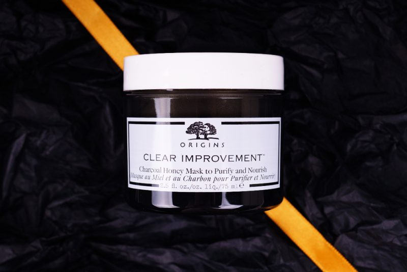 <span style='font-size: large;'>Clear Improvement™</span><br />Origins Charcoal Honey Mask to Purify and Nourish
