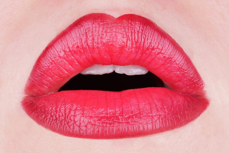 Ombre Lips (Chanel Rouge Coco Etienne und Chanel Lip Blush 416)