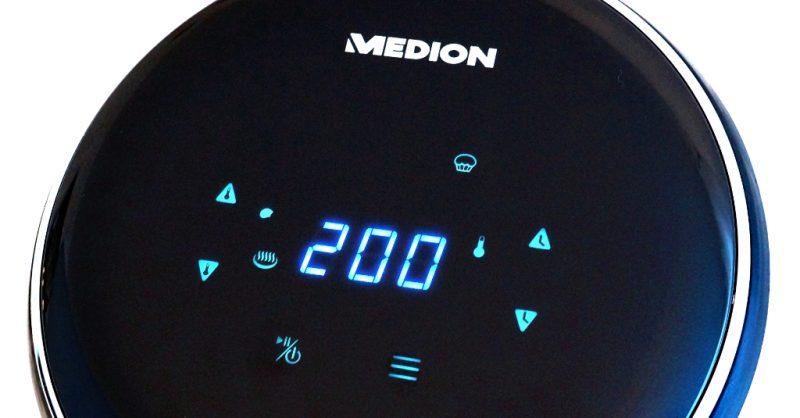 MEDION® Heißluftfritteuse MD 18268