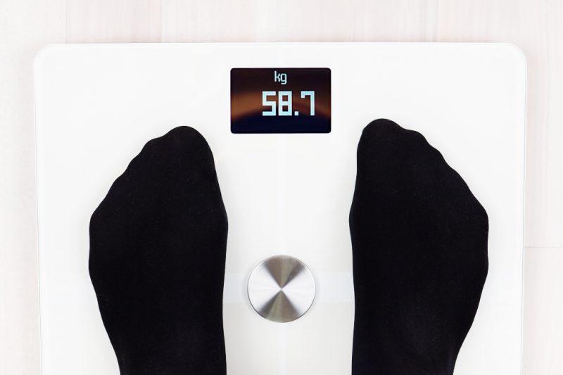 <span style='font-size: large;'>Inklusive Podcast</span><br />Gewicht halten – Schluss mit Kalorien zählen?