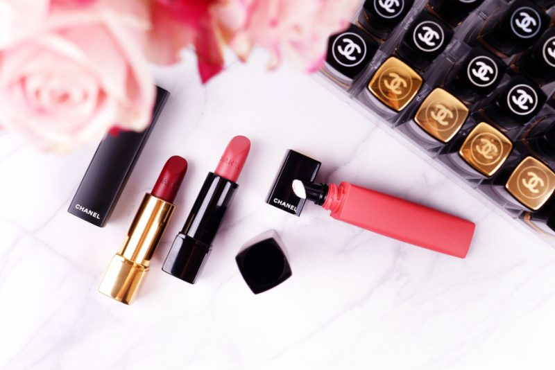 Chanel Rouge Allure Kollektion 2018
