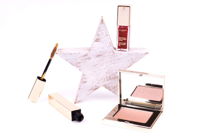 Clarins Shimmer & Shine Holiday Collection Weihnachtskollektion 2018