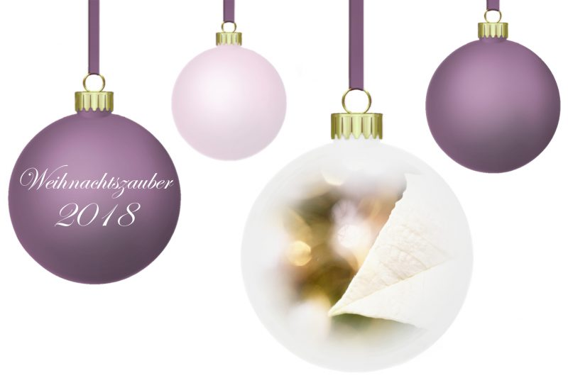 <span style='font-size: large;'>Weihnachtszauber 2018 </span><br />Die Türchen im Überblick