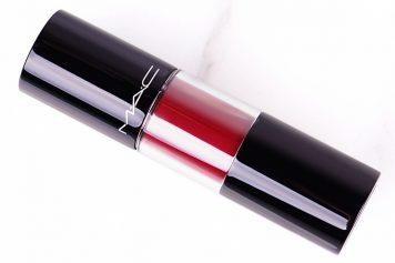 MAC Versicolour Vernish Cream Lip Stain Serial Stain