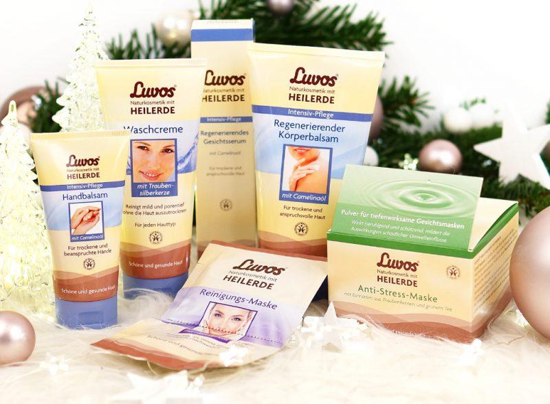 Weihnachtszauber Adventskalender mit Luvos