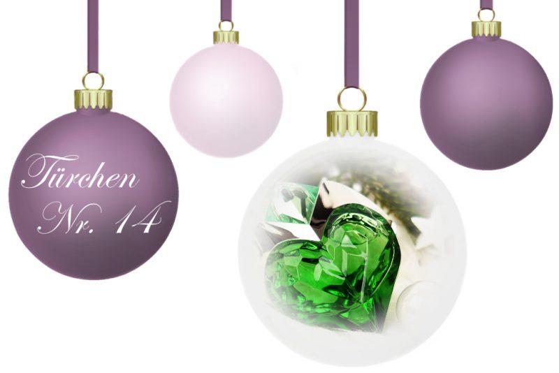 <span style='font-size: large;'>Weihnachtszauber 2018 </span><br />Türchen Nr. 14 mit Mugler