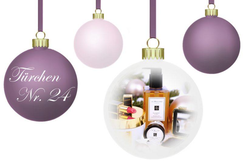 <span style='font-size: large;'>Weihnachtszauber 2018 </span><br />Türchen Nr. 24 mit…