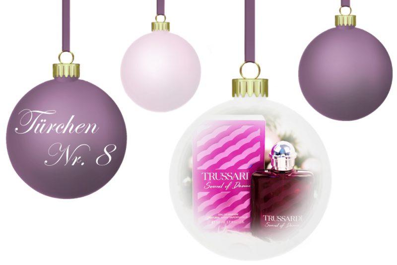 <span style='font-size: large;'>Weihnachtszauber 2018 </span><br />Türchen Nr. 8 mit Trussardi